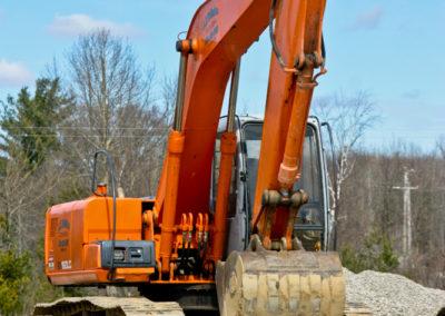 160 Hitachi Excavator