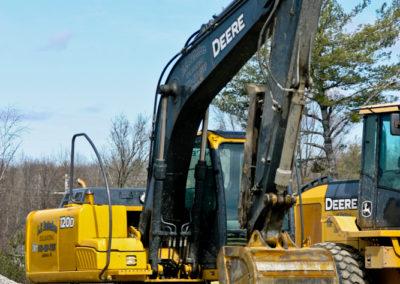120D John Deere Excavator