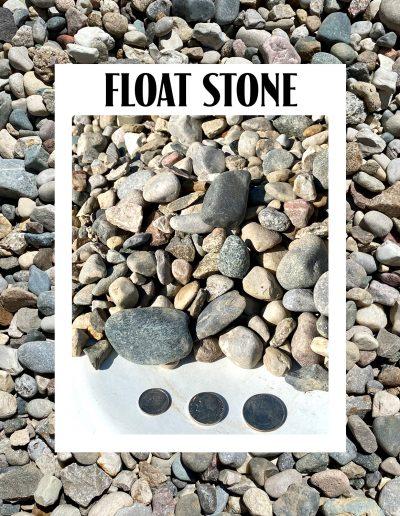 float stone
